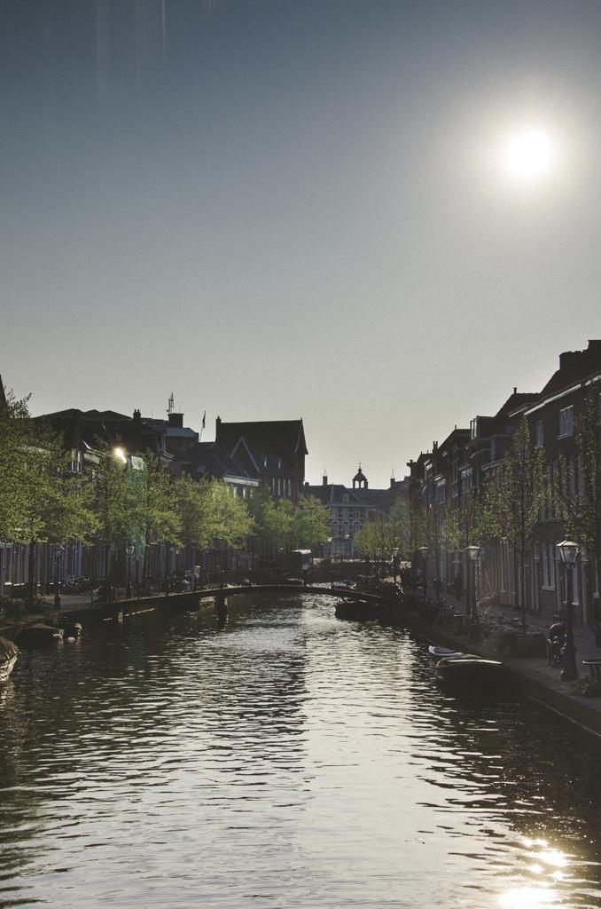 Canal, Leiden